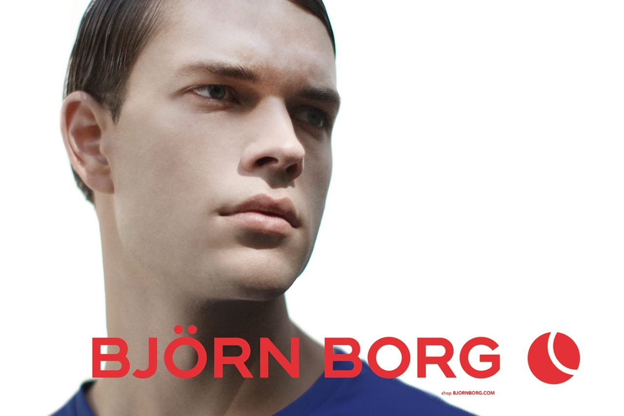 LE MILE Studios Björn Borg campaign