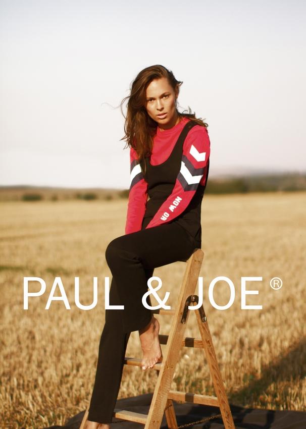 LE MILE Studios Paul and Joe campaign